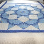 Amish Broken Star Quilt Pattern