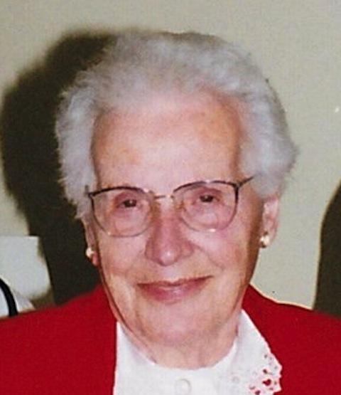 Granny quilter photo