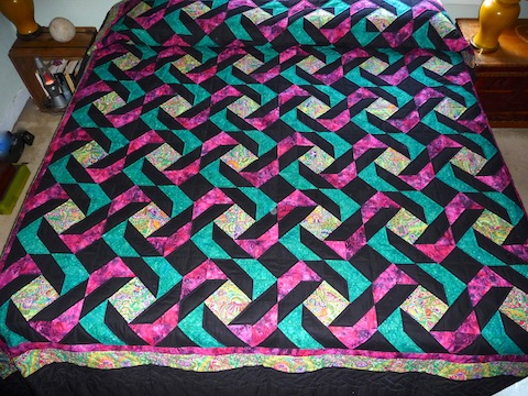 Arachnes Quilt Full View