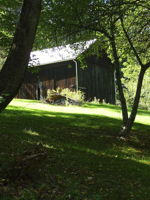 Old Order Amish Barn