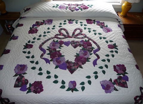 AmisH Quilt Pattern