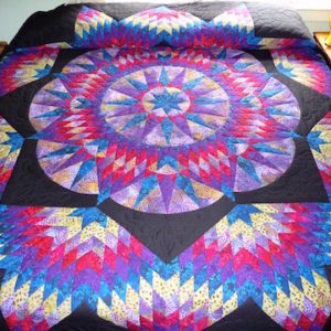 Amish Quilt Mariners Star