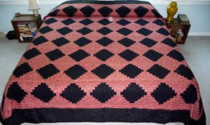 Amish Quilt for Sale Courthouse Steps Amish Quilt