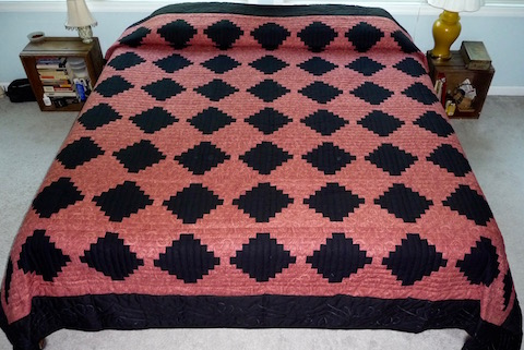 Amish Quilts For Sale Courthouse Steps Amish Quilt
