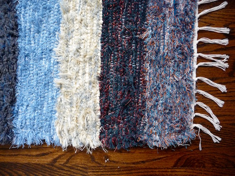 Amish Rug for Sale