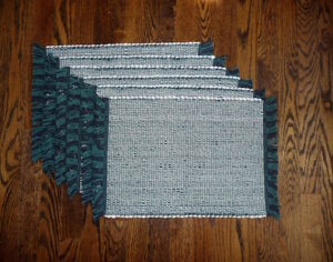 Woven Amish Place Mats for sale