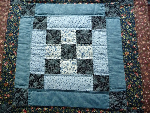 Amish Quilt for Sale Log Cabin Amish Quilt