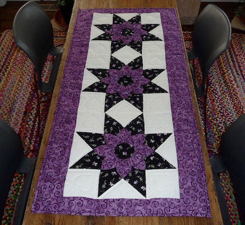 Handmade Amish Table Runner