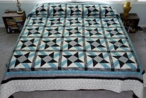 Jack in the Box Amish Quilt pattern