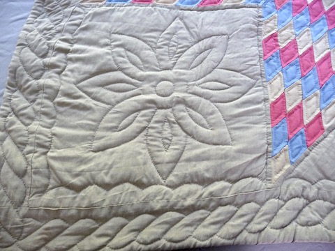 Amish quilt for Sale Lone Star Pattern
