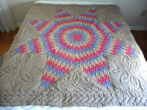 Amish quilts for Sale Lone Star Pattern